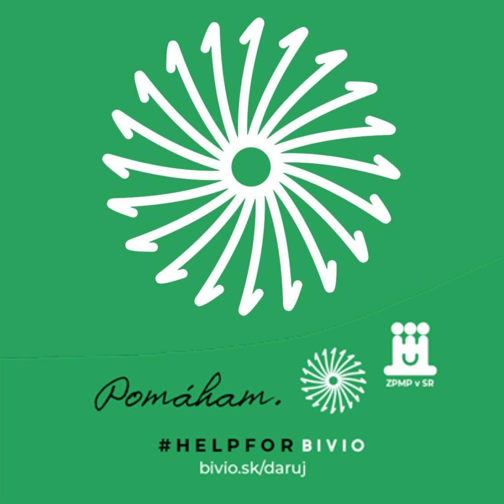 Logo združenia Bivio
